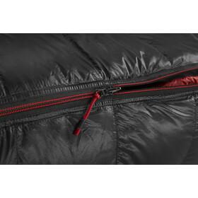 Y by Nordisk V.I.B 400 Sovepose M, sort/rød